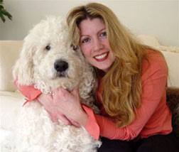 Komondor Sensation and Michelle